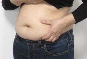 太っていると代謝が落ちやすい
