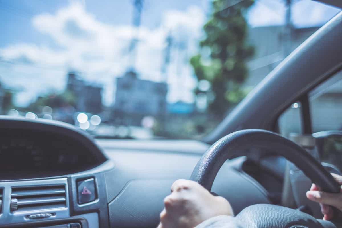 車の運転も運動学習のスキルの一例