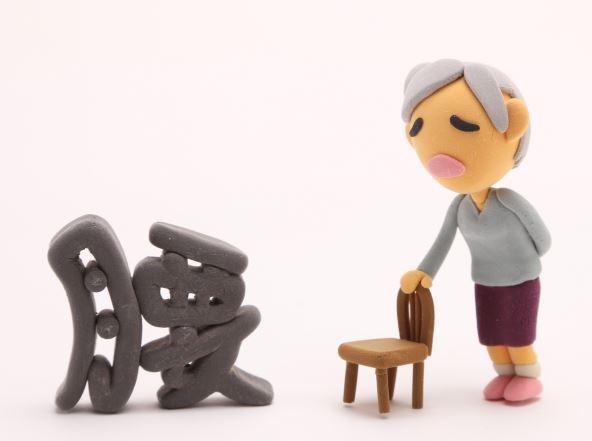 【いつのまにか骨折】 骨粗鬆症は予防が大切 【運動と食事と検診を】