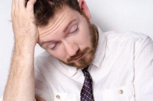 会議中や運転中に居眠りした経験ありませんか?