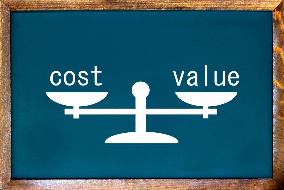 コストと価値