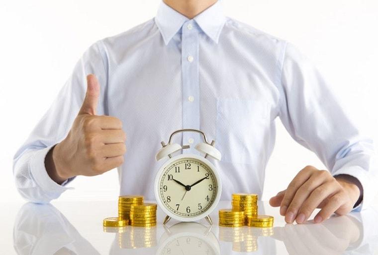 時間とお金を味方につけて豊かな人生を