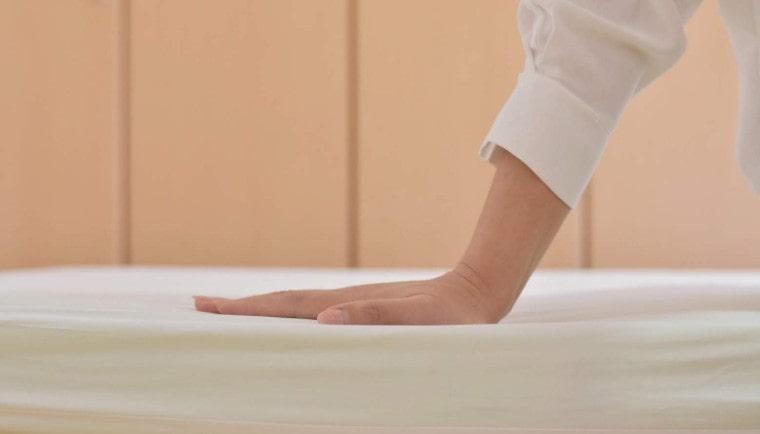 寝返りや体圧分散のマットレス
